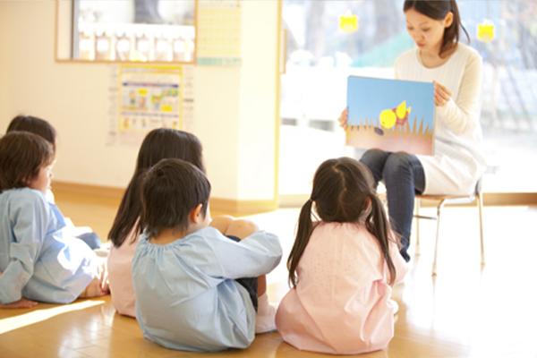 企業内保育園を完備!働く女性を応援いたします。